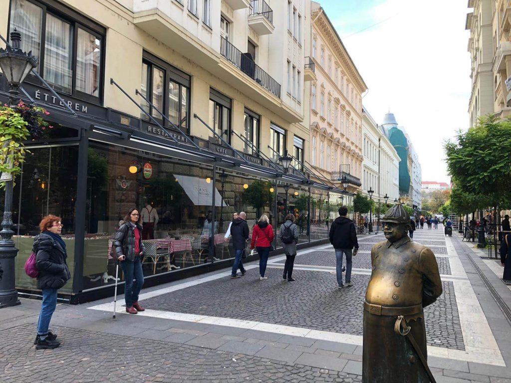 Étterem terasz árnyékolás Budapest